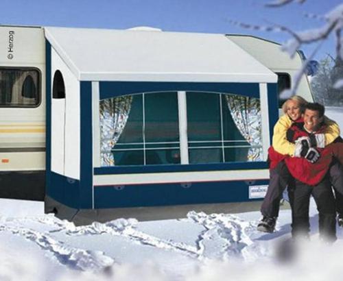 Hertug vinter telt KAPRUN DC 350