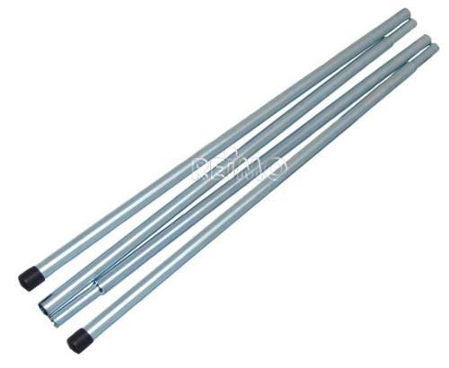 Barre d'écluse 4 parties, 255 cm, 17x1 mm, acier, Charly