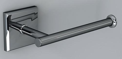 Toiletpapirholder rustfrit stål krom, 155x75x56mm
