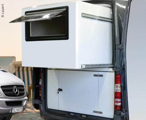 Wall Slide Out System für Mercedes Sprinter, ohne Wände