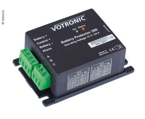 Battery monitor Protector 300A