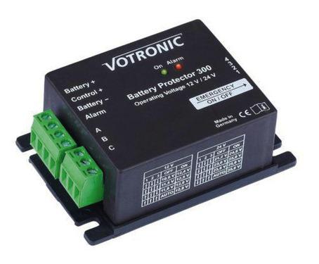 Batterijmonitor Beschermer 300A