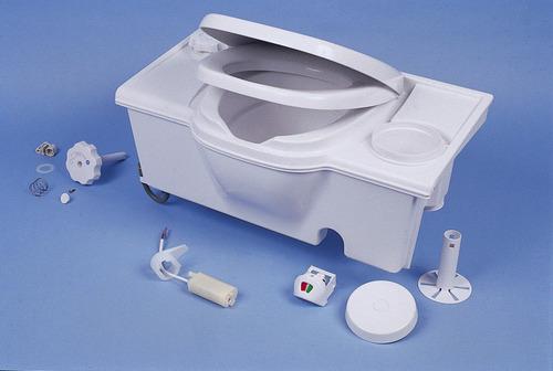 WC-zitting met deksel C2/3 Kleur: wit C4