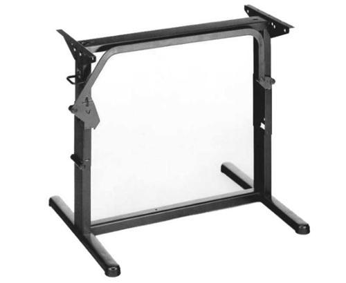 Hubtischgestell, Metall anthrazit