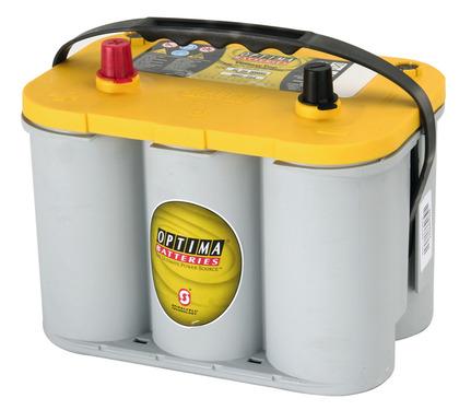 AGM-Batterie Optima YTS 4.2 12V/55Ah