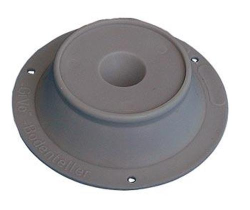 Bottom pan for gale support, 4 pieces