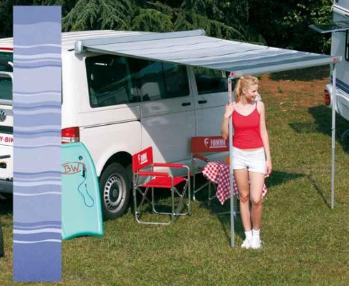 Tenda da sole Fiamma F45S per VW T5 California o Multivan