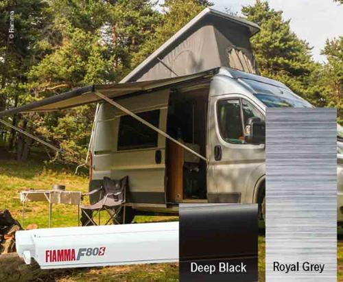 Fiamma F80S roof awning 2,9m, for vans and motorhomes