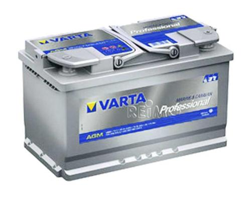 Varta Professional AGM Batteries