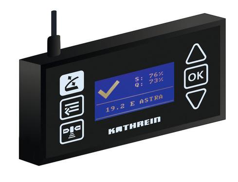 Externes Bedienteil HDS 50 für Kathrein CAP 650