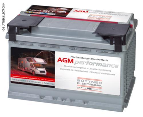 Battery AGM 85Ah