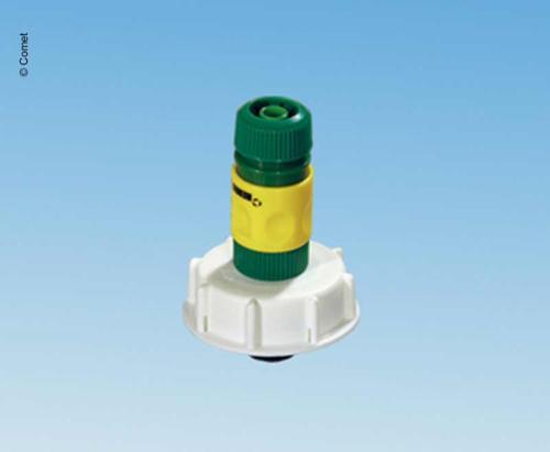 Wasserkanister-Verschluss, DIN 61
