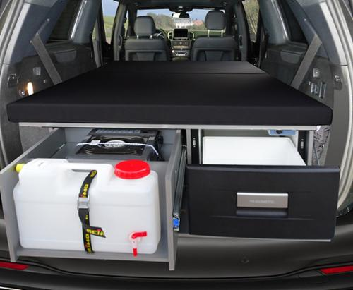 Campingbox GLS for Mercedes GLS