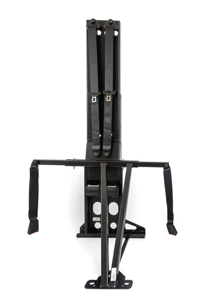 Harness rack for 2 persons Standard Kit