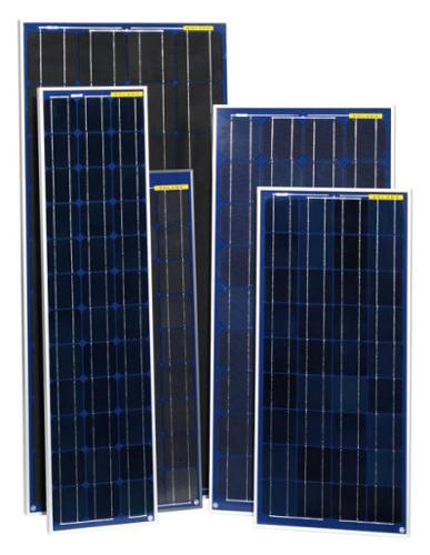 Solar panel SM 500 S -125 Watt