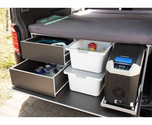 Campingbox W voor Reimo Weekender met bankje