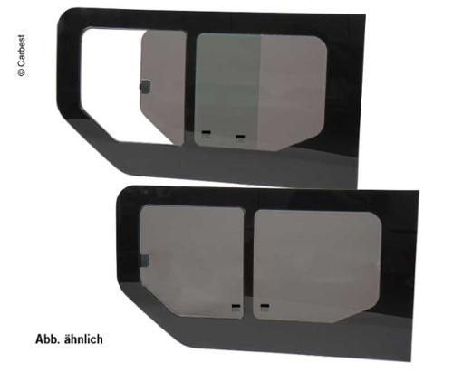 Schiebefenster Renault Trafic, links,1193x665, ab Bj. 02-15, Carbest Fenster