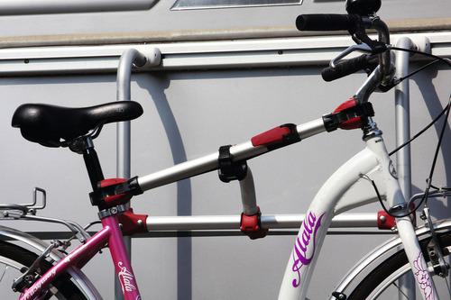 Rail Premium S cykelskinne, sølv