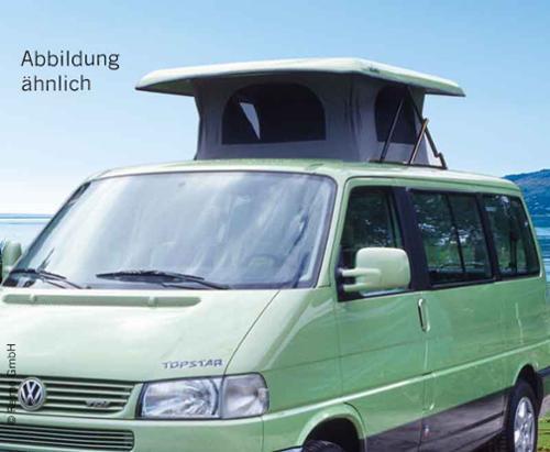 Mini toit relevable universel ultra plat pour amenagement fourgon