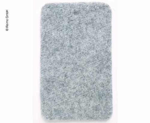 X-Trem stretch tæppe filt sølvgrå