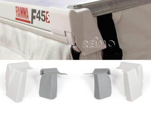 Regenendkappe für F45S , 2 Stück