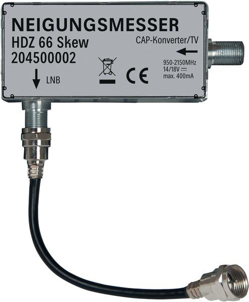 Neigungsmesser HDZ 66 mit Skew