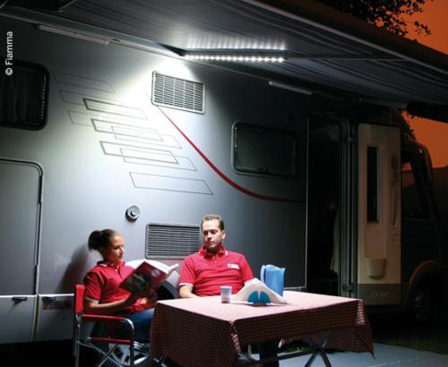 Spänningsstång Rafter LED CS