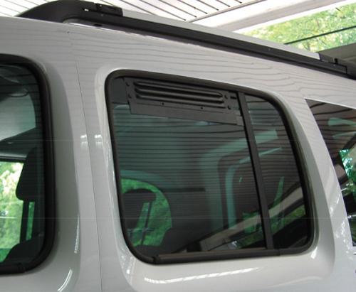 Lüftungsgitter für Fondfenster Renault Kangoo, MB Citan
