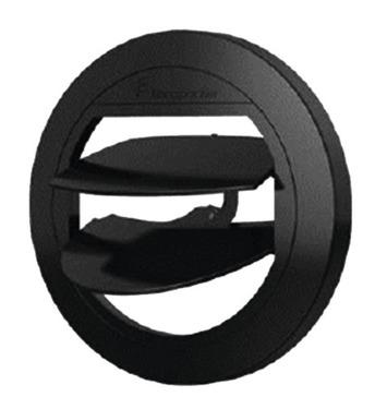 Ausströmer verschließbar f. Standheiz. Airtronic D2, Ø50/60mm, schwarz