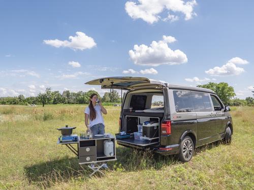 REIMO CampingBox L do VW T5, T6 krótki i długi rozstaw osi, Kombi i Caravelle