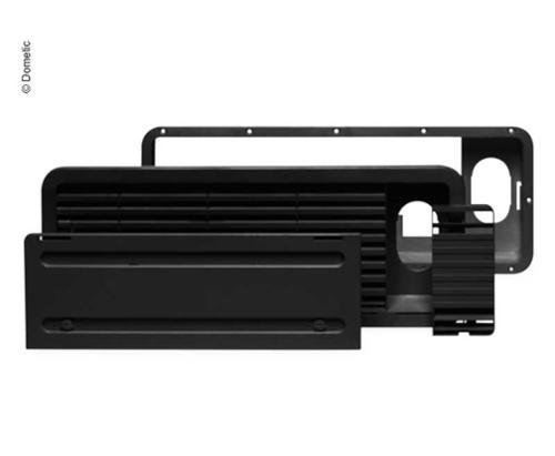 Juego de rejillas de ventilación Dometic LS 100, negro