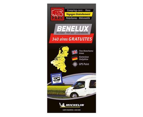 Michelin Pitch Kort Gratis Parkering I Benelux Reisefuhrer Adac
