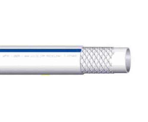Tuyau d'eau KTW 10x3,0mm pour l'eau froide bleu, rouleau de 50 m