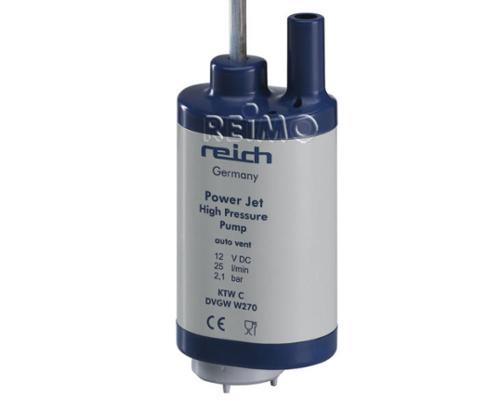 Sukelpump Power Jet Plus 251 12 mm süsteem