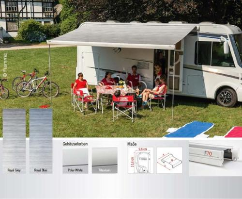 Fiamma F70 side wall awning
