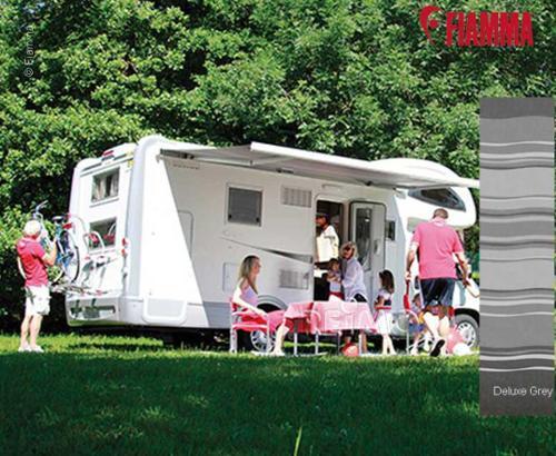FIAMMA F45 Eagle, 3.5 m, Delux grey, white housing
