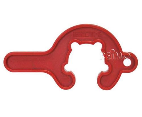 Gas flow nøgle.MiniTool lo