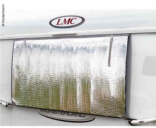 Thermomatte für Wohnwagenfenster 140x74cm