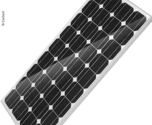 Solarmodul CB 140 - 12V/140W, 1640 x 545 x 35mm mit solidem Aluminiumrahmen