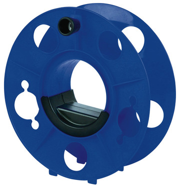 Hand cable drum for 30m cable