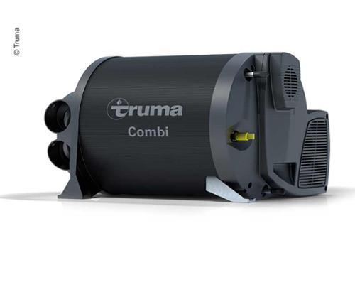 Truma-lämmitys - Combi D6E CP plus diesellämmitys