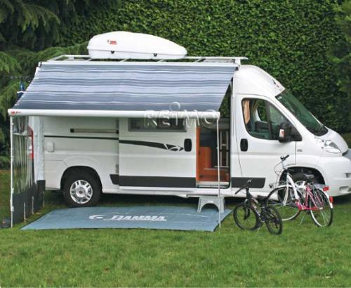 Fiamma F65S roof awning