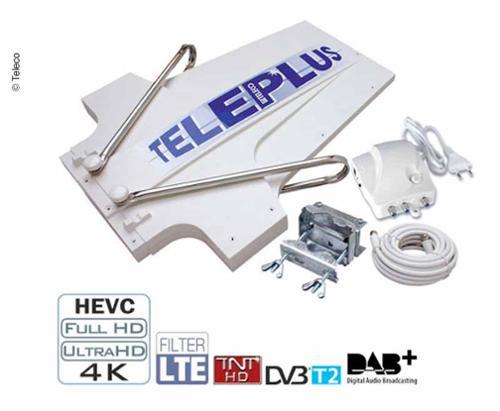 Retningsantenne Teleplus til modtagelse af digitale jordbaserede signaler 36dB