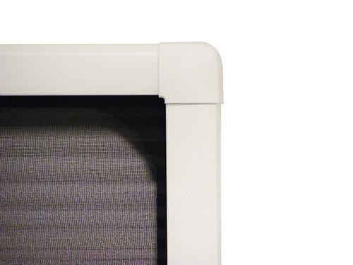 Duo pleats UCS profile set until width 800, white
