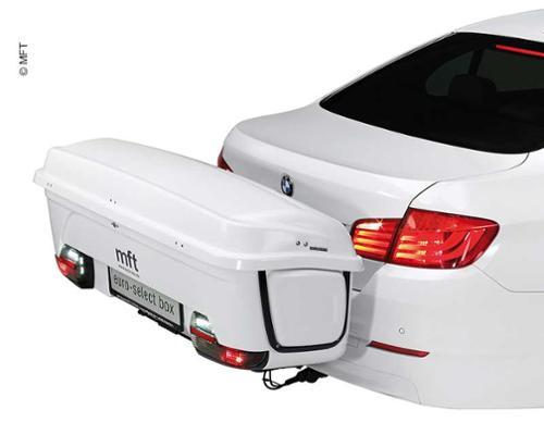 BackBox för BackCarrier White, transportsystem för släp