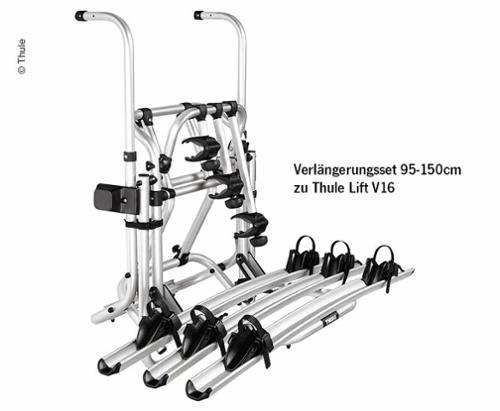 Forlængelse 95-150cm til Thule Lift V16