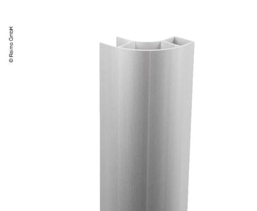 Aluminium klepprofiel 1080mm