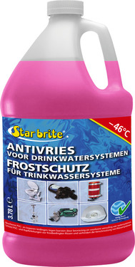 Frost protection for drinking water systems 3800ml