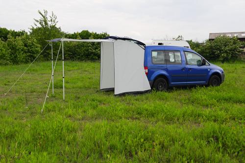 Heckzelt VERTIC für VW Caddy
