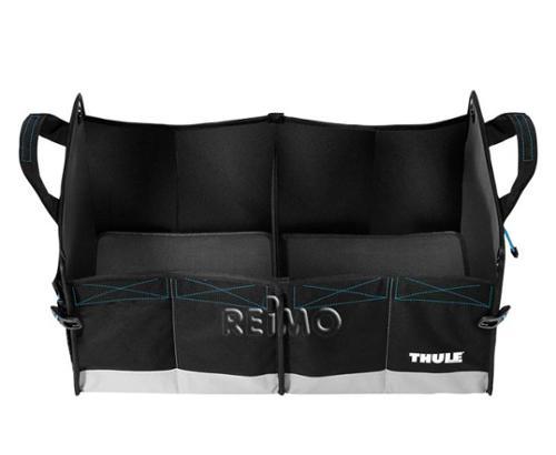 Thule - GoBox Medium,black/turquoise, 61x36x30